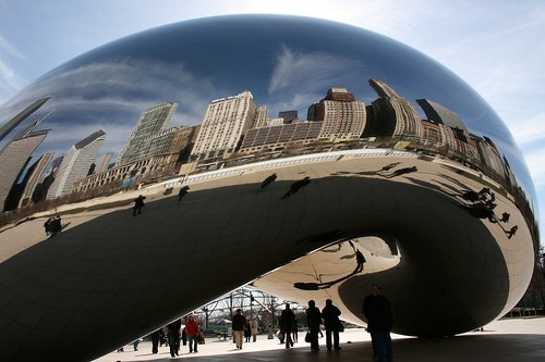 Chicago Cloud Gate | by lgh75