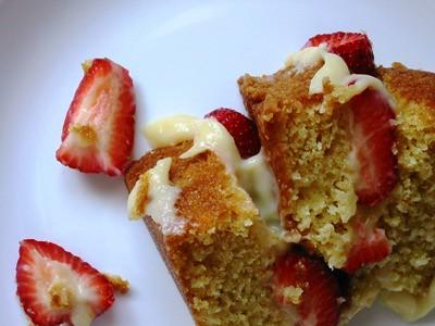 Amaretto Layer Cake