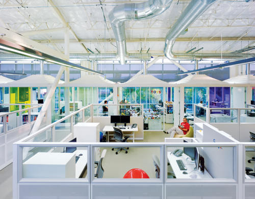 Google office google albert bredenhann pixel pro for Google office interior designs pictures