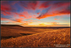 Prairie Sunset | by Judd Patterson