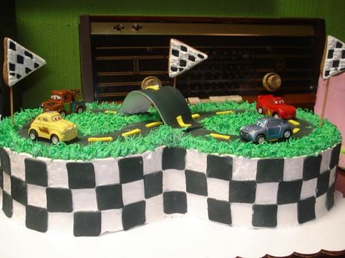 Pista De Carros Pasteleria Happycakes El Salvador Ca