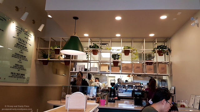 The Gray Olive Cafeteria Brunch In Burnaby Heights Penny And