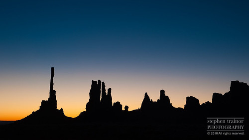 Monument Silhouette | by Stephen Trainor