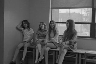 Clairton PA 1971 St. Clare Girls | by KatrencikPhotoArchives