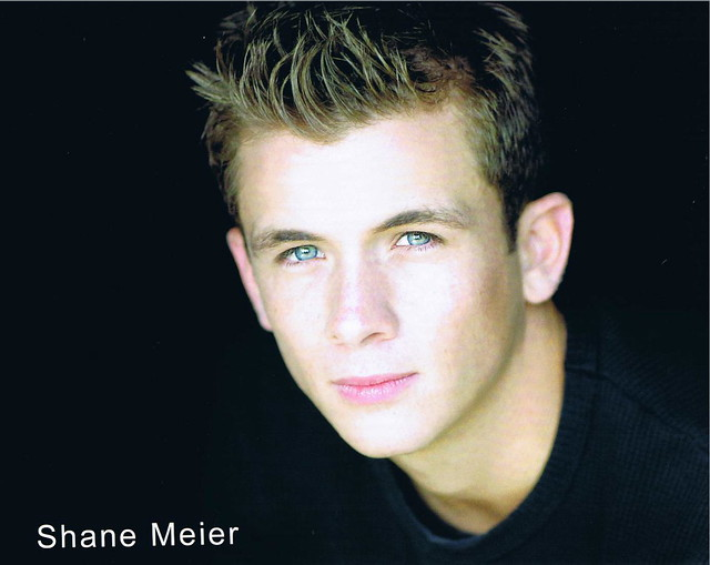 shane meier actor