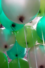 Mint-balloons | by kapshure