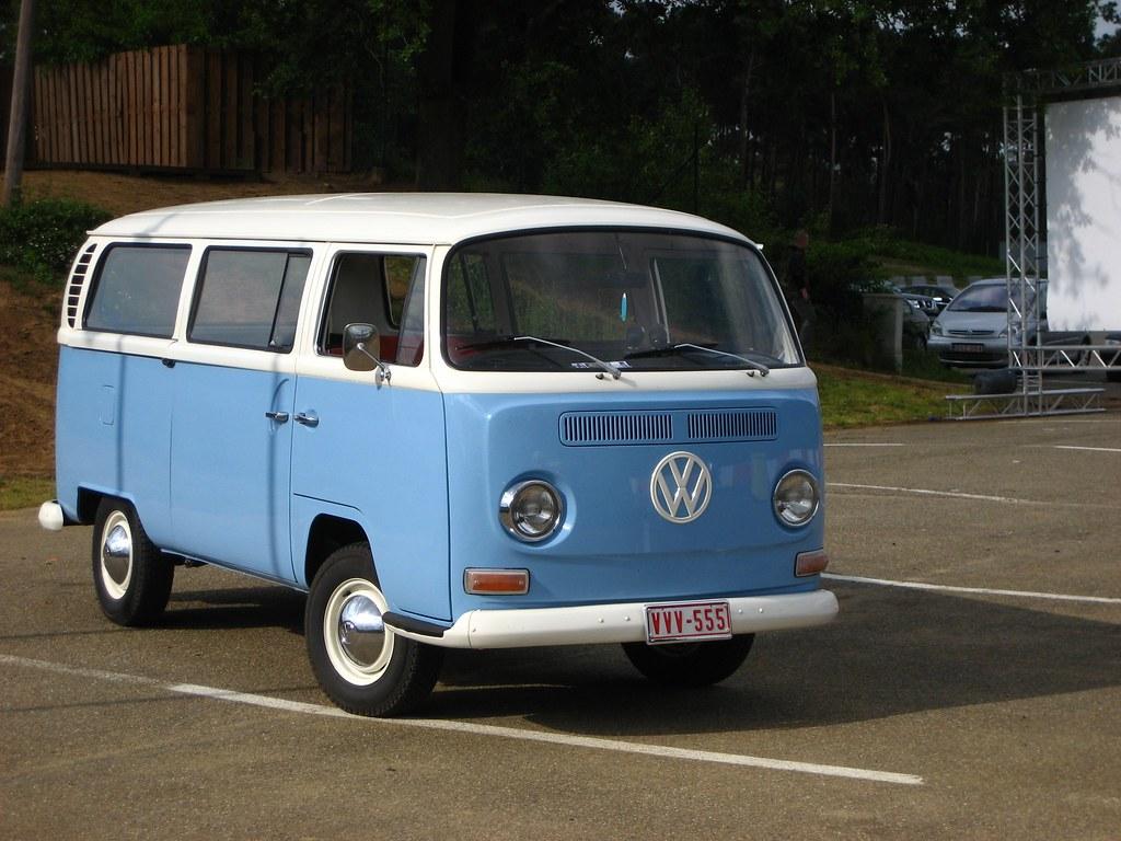 VW Type2 T2 Camper Van
