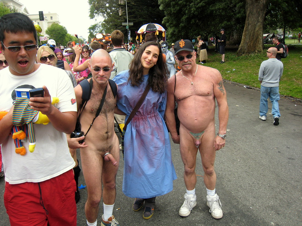 Bay To Breakers Public Erection-1818