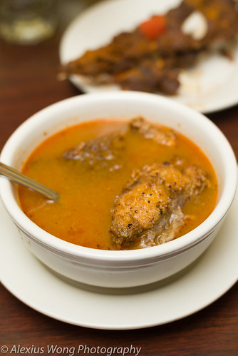 Croaker Pepper Soup