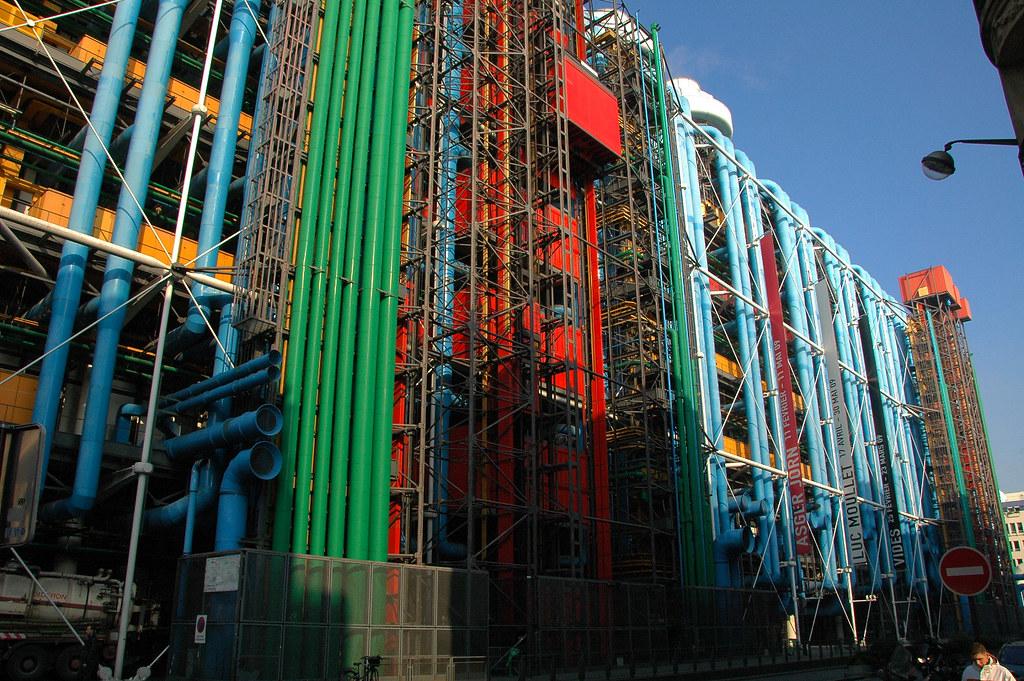Centre national d 39 art et de culture georges pompido for Art minimal centre pompidou
