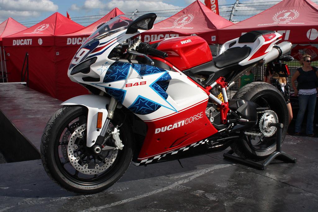 Ducati 848 N... Ducati Indianapolis Indiana