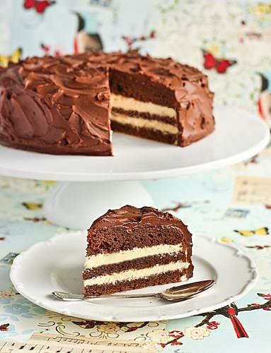 Choc Cake Icing Filling