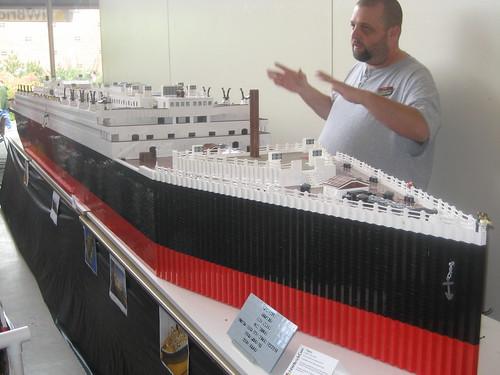 Lego Titanic | kelita13 | Flickr Titanic
