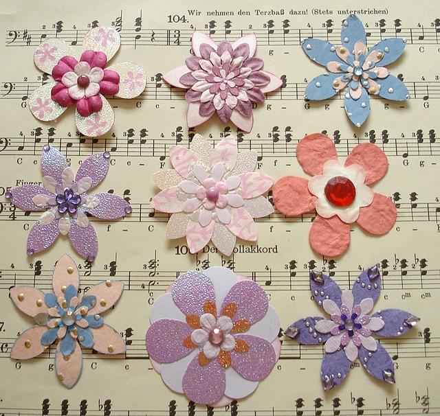 Handmade Flowers For Room Decoration