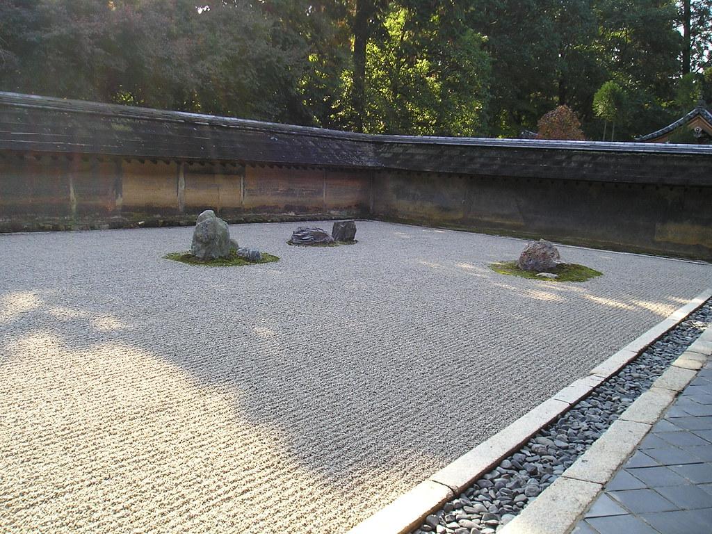 Giardino Zen A Kyoto Ilaria Flickr