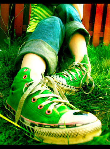 green shoes green shoes hande aksoy flickr