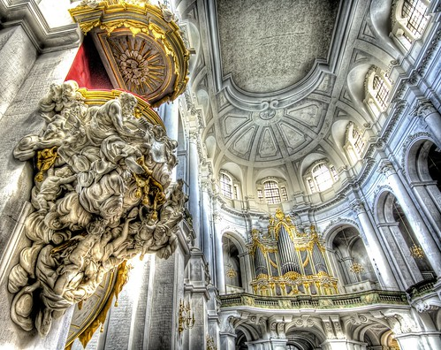 The Pulpit for the Most Holy of Cardinals | by Stuck in Customs