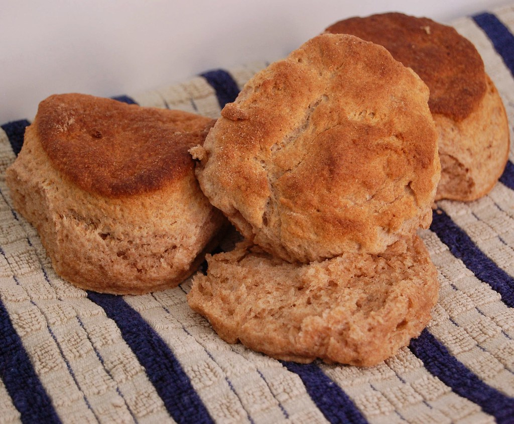 Whole Wheat Buttermilk Biscuits | Whole Wheat Buttermilk ...