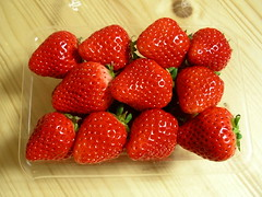 Strawberries | by Blue Lotus
