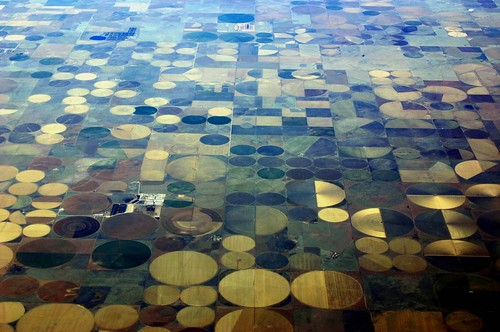 Crop Circles from 40,000 Feet | by BillGraf