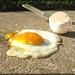 though 103°, sidewalks won't fry eggs