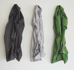 3 scarves | by Martha W McQuade