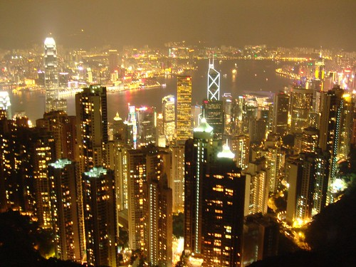 The amazing night of Hongkong | by Claire ZC