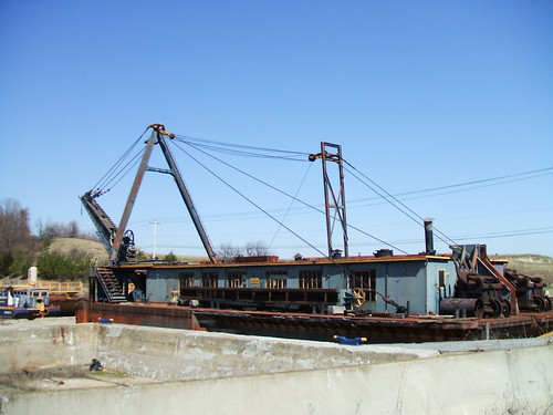 Dipper Dredge No 3 Lyons Ny Another Look At The