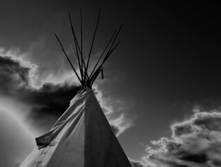 Tepee Solarized | by left-hand