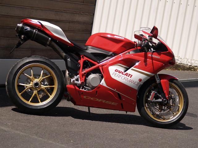 Ducati 1098 Gold Edition 2007 H Nice Koppas Flickr