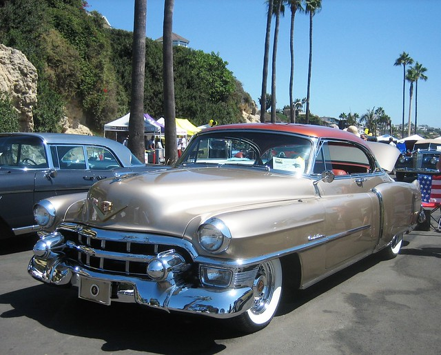 Photo for 1953 cadillac 4 door sedan