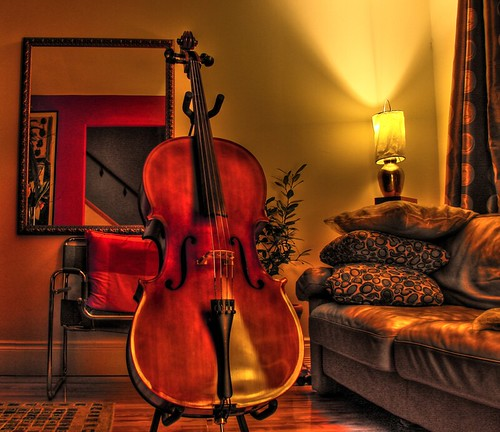 Home is where the cello is | by wemidji