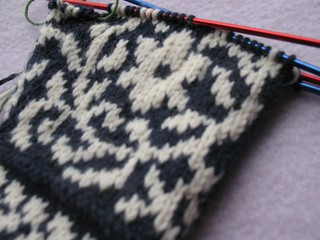 gorgeous fair isle pattern | by nicole.hindes