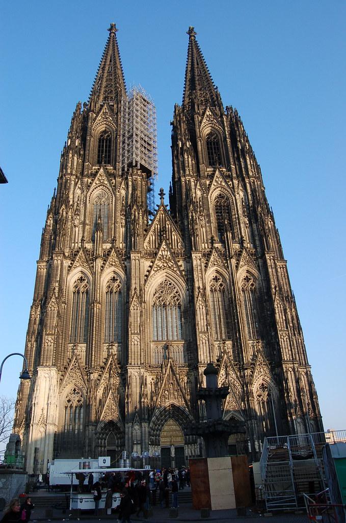 Kölner Dom Höchstes Gebäude Der Welt