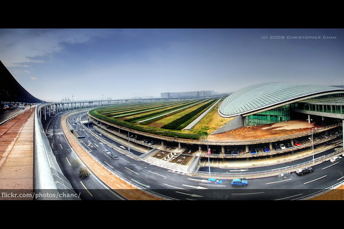 Beijing Capital International Airport Terminal 3 | by Christopher Chan