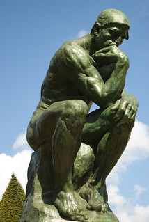 The Thinker, Rodin | by jcf