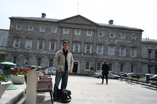 At the Irish Parliament | by Ewan McIntosh