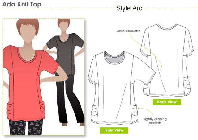 style Arc Ada top