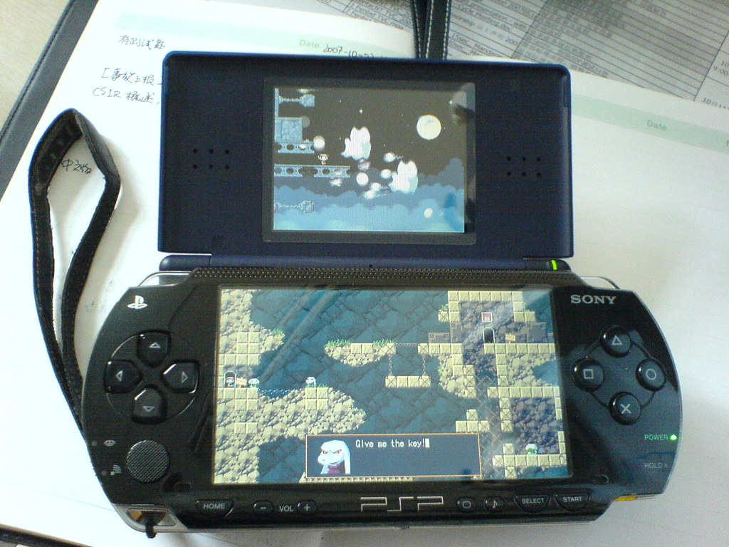 cave story psp