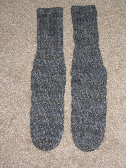 Spiral Rib Tube Socks I Will Never Ever Make This Pattern Flickr
