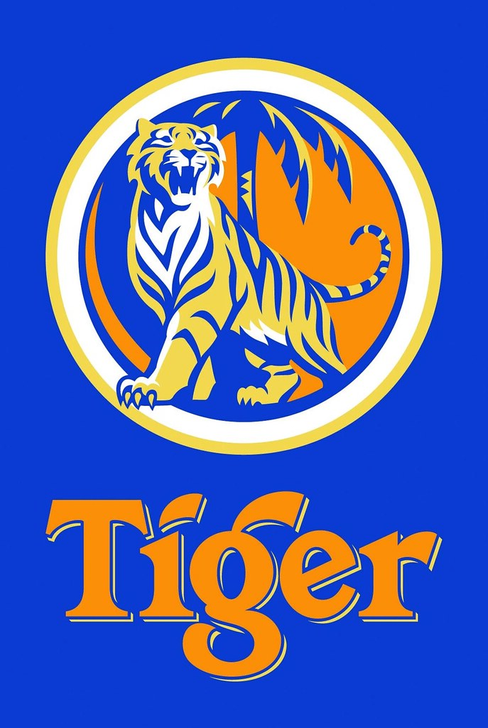 Tiger Beer Logo | One of the Guangzhou Hash sponsors ...