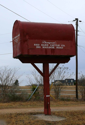 Big Mailbox | by jason.kaechler