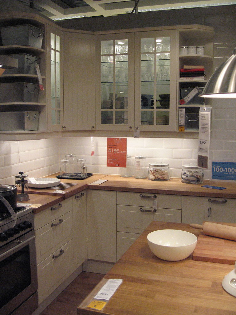 Ikea kitchen : faktum stat corner | Rita K | Flickr