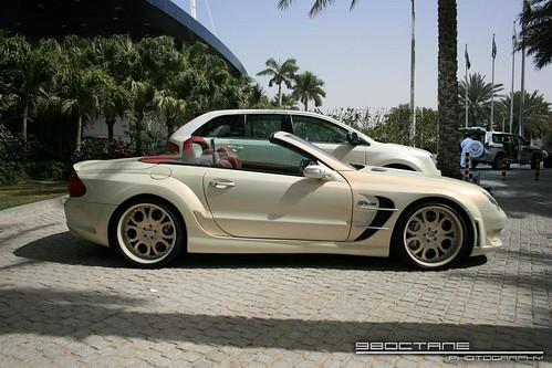 Mercedes B Class >> Mercedes Benz SL Class [Fab Design] - profile right (Dubai ...