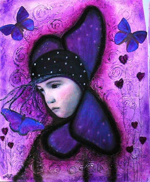 Week 6 - Butterfly Dreams