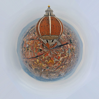 Florence Duomo planet | by macmirabile