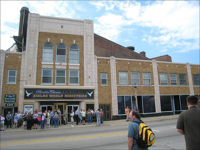paradise theatre west allis wi 6229 w greenfield avenue flickr