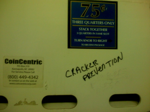 Beautiful Bathroom Graffiti On A Condom Dispenser Matthew Bivins Flickr
