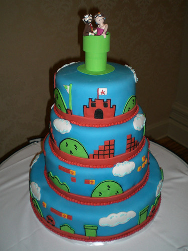 mario bros wedding cake best mario cake best mario cake the whole 17142