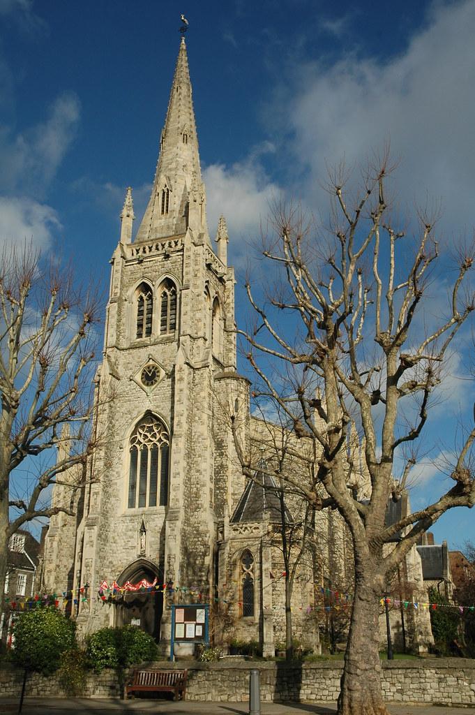 St Thomas >> St Mark's Hamilton Terrace | Church of St Mark's Hamilton Te… | Flickr